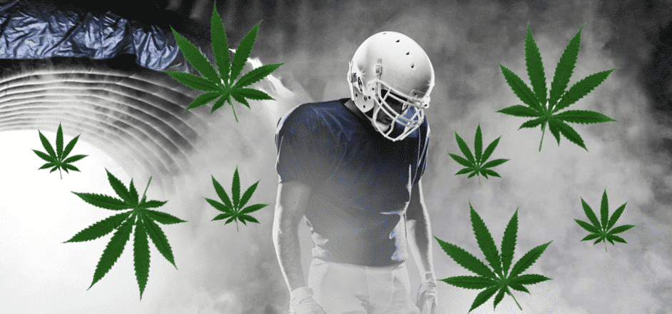 Weed for athletes
