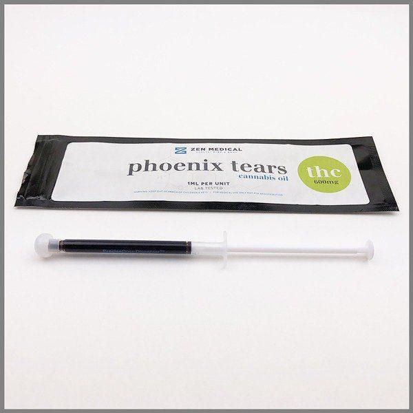 Buy ZEN DAILY PHOENIX 600MG THC TEARS