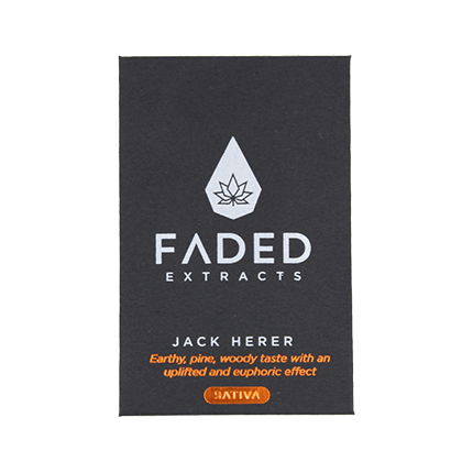 FADED EXTRACT SHATTERS Jack Herer