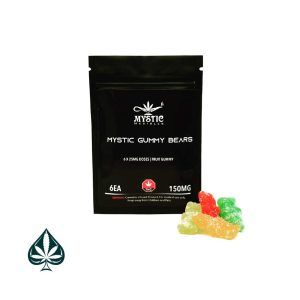 Buy Mystic Edibles Gummy Bears-Gummy Bears 150mg Thc By Mystic Edibles
