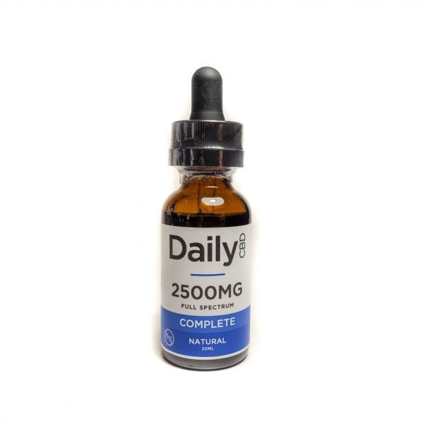 DAILY FULL CBD COMPLETE 2500mg