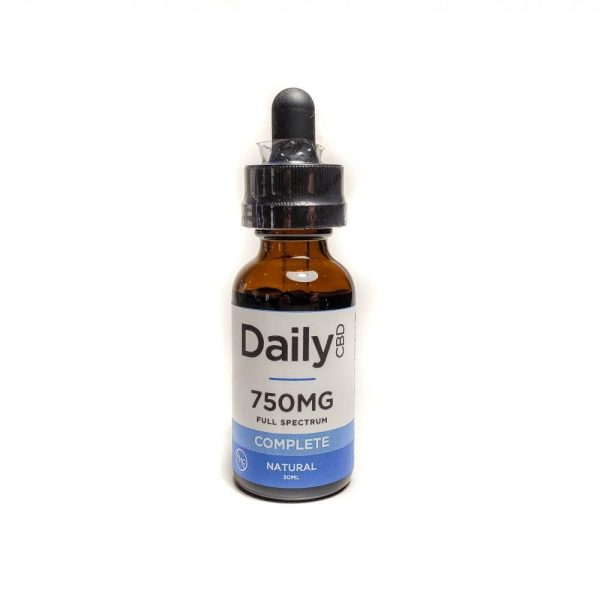 DAILY FULL CBD COMPLETE 750mg