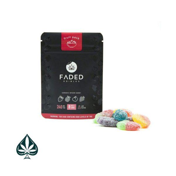 Buy Faded Edibles Fruit Pack