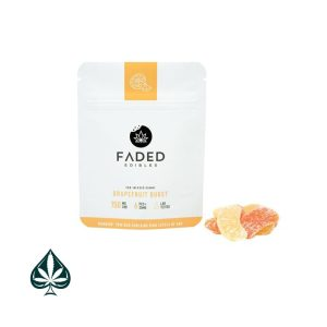 Buy Faded Edibles Grapefruit Burst