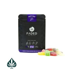 Buy Party Pack 240mg Thc By Faded Edibles-