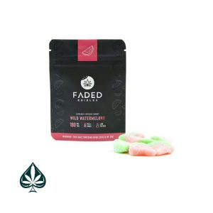 Faded Edibles Wild Watermelon