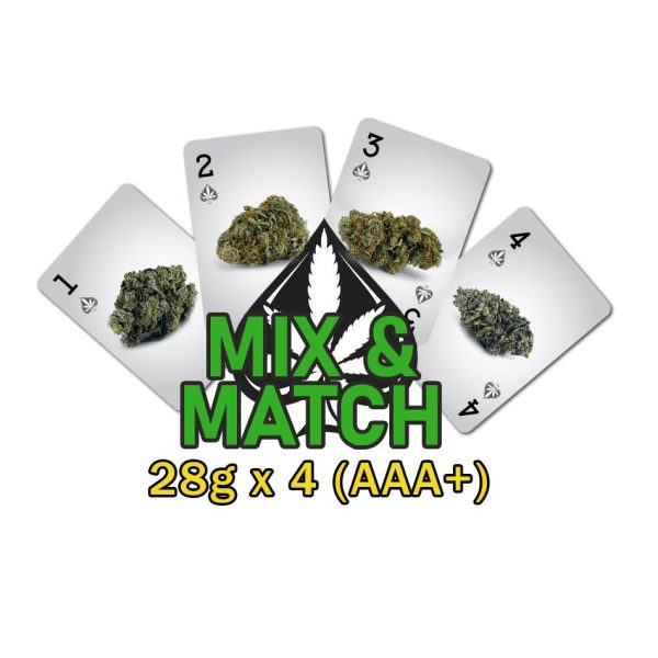 Special Mix & Match 28g x 4 AAA+