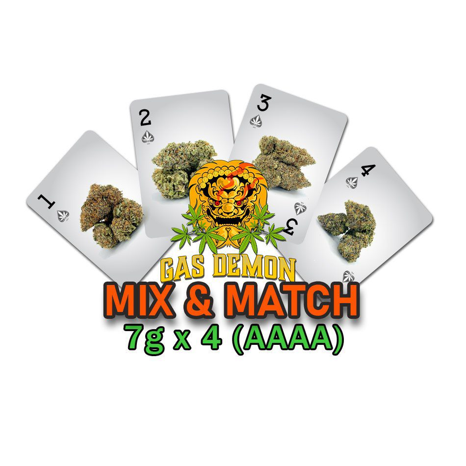 mix and match strains