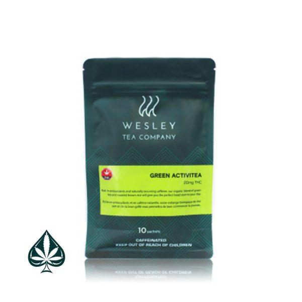 Buy Wesley Tea - Sparkle Vitalitea - 1:1 10mg CBD/10mg THC