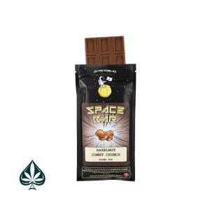 Astro Space Bar 300MG Hazelnut Comet Crunch