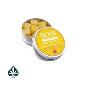 Bliss Pineapples - 200mg