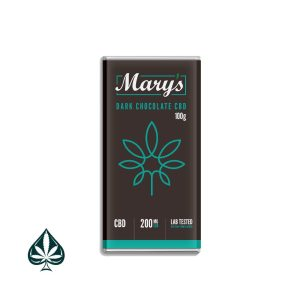 Mary's Chocolate - 200mg CBD