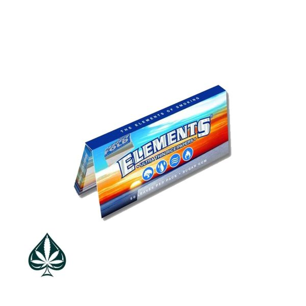 Elements 1 1/4 Rolling Paper