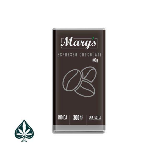 Mary's Chocolate - 200mg CBD