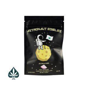 Astros Gummy Stars - Pink Lemonade