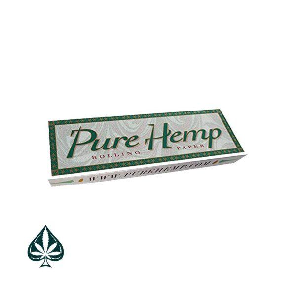 Pure Hemp Single Wide