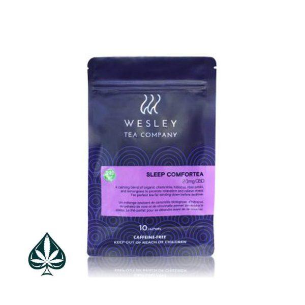 Buy Welsey Tea - Sleep Comfortea - 20mg CBD
