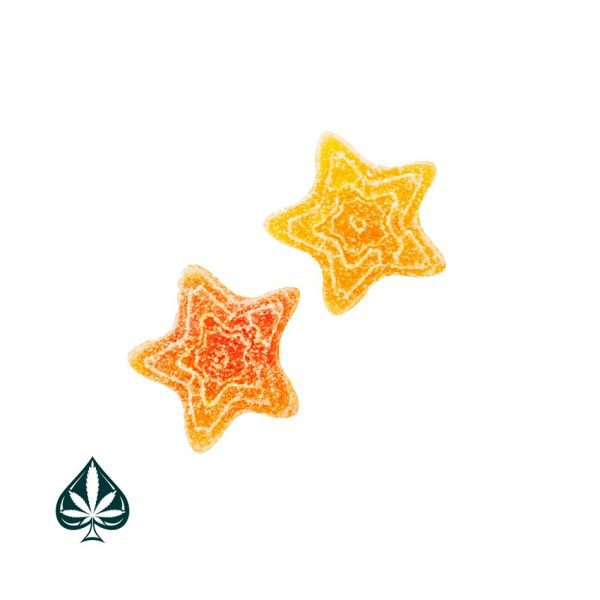 Astros Gummy Stars - Strawberry Banana