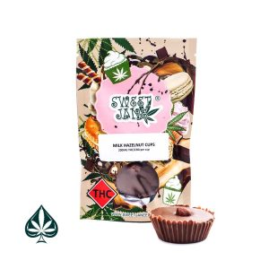 MILK-CHOCOLATE-HAZELNUT-CUP-200MG-THC-PER-CUP