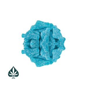 Blue Raspberry Foot By Doobie Snacks