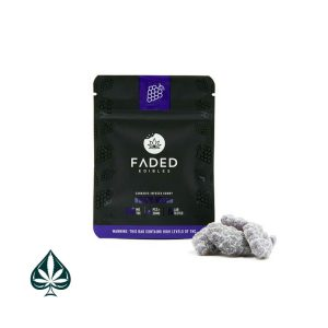 Grape Crush by Faded Edibles