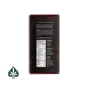 Mastermind 1500mg Dark Chocolate Bar