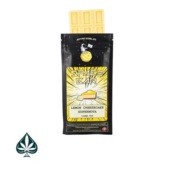 Buy Lemon Cheesecake Supernova 150MG THC By Astro Edibles