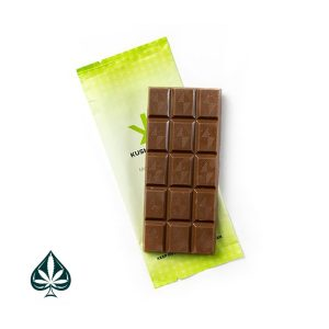 Buy KUSH KITCHEN MILK CHOCOLATE 400MG THC