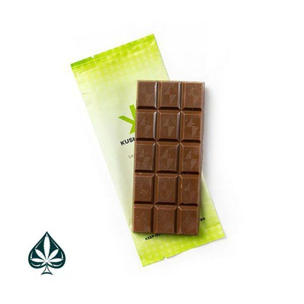 Buy KUSH KITCHEN MILK CHOCOLATE 400MG THC