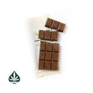 Buy KUSH KITCHEN CHOCOLATE & TOFFEE 400MG THC