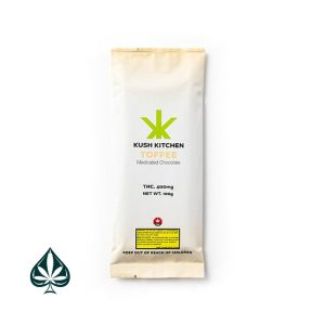 Buy KUSH KITCHEN CHOCOLATE & TOFFEE 400MG THC