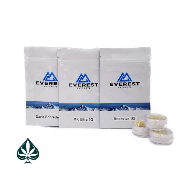 Buy Everest Budder By Everest Extracts