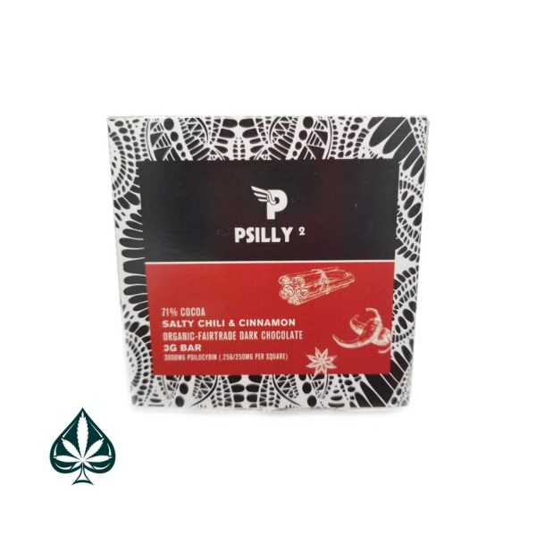 Psilly Chocolate Bar