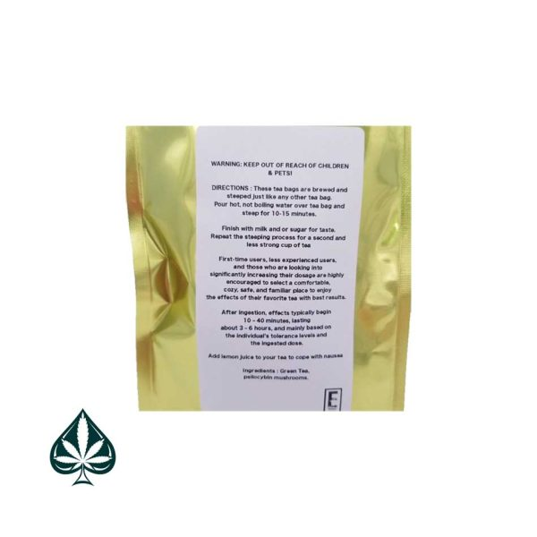 Buy Euphoria Psychedelics Green Tea 2000mg