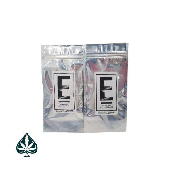 Buy Euphoria Psychedelics Green Tea 3000mg
