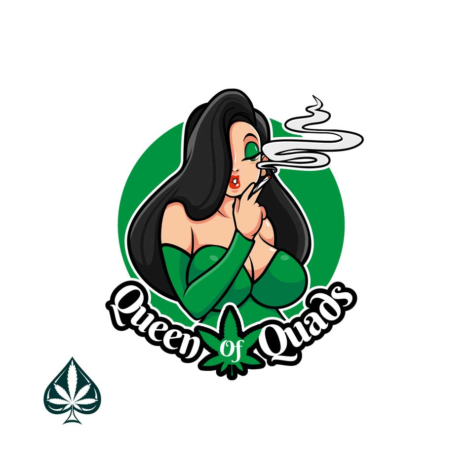 Death Star by Queen Of Quads- Indica Dominant Hybrid – AAAA+