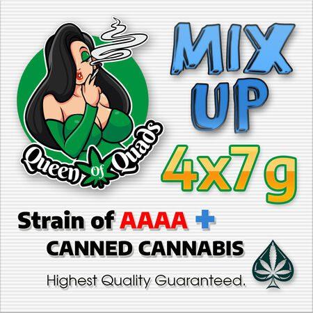 Shop Queen Of Quads 1 Ounce Mix & Match