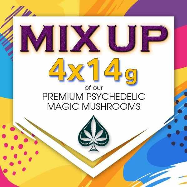 Buy Magic Mushrooms Mix and Match Banner