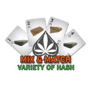 Mix and Match Variety of Hash