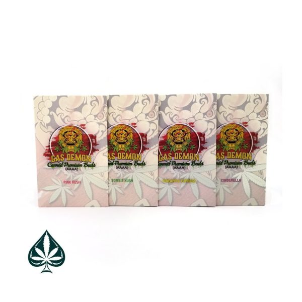 Buy Gas Demon Concentrates - Shatter