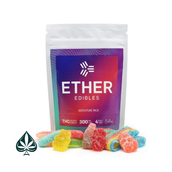 Buy Ether Edibles Adventure Pack