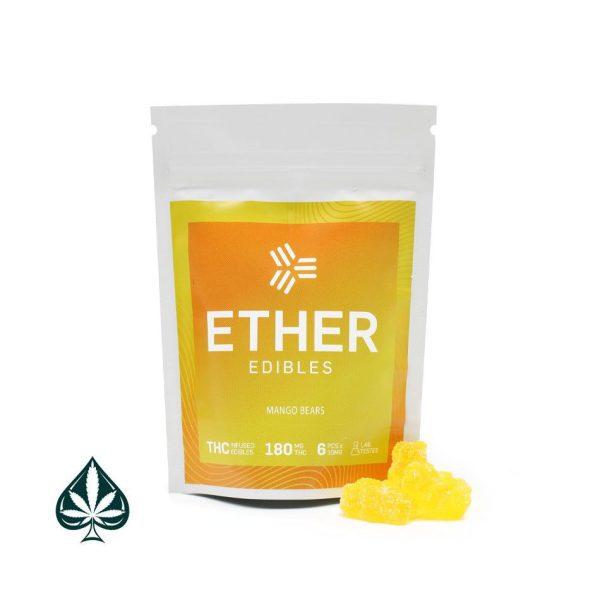 Shop Ether Edibles Mango Bears