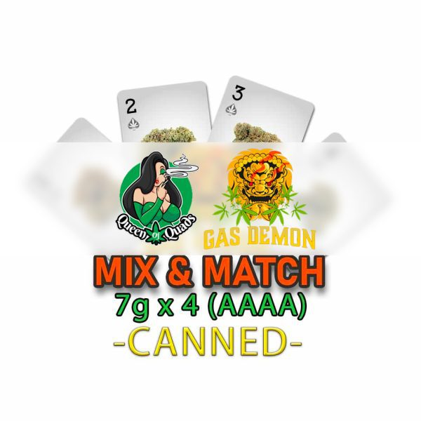 buy cannabis online mix and match