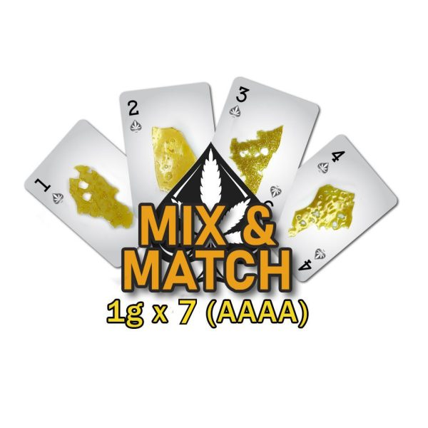 Buy Mix and Match Shatter 7g