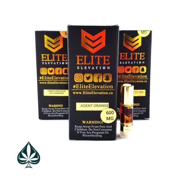 Agent Orange 600MG Cartridge By Elite Elevation
