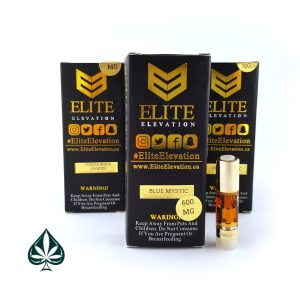 Blue Mystic 600MG Cartridge By Elite Elevation