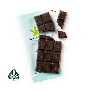 Buy Kush Kitchen Mint Chocolate Bar Online