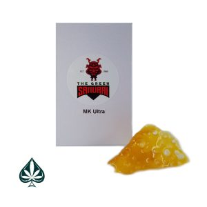 MK Ultra The Green Samurai AAAA Shatter