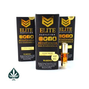 Royal Moby 600MG Cartridge By Elite Elevation