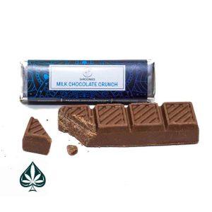 Buy Shroomies Milk Chocolate Cruch Bar